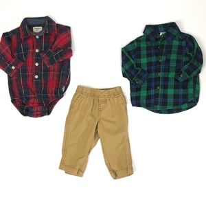 Carter's 6 Month Baby Boy Outfits
